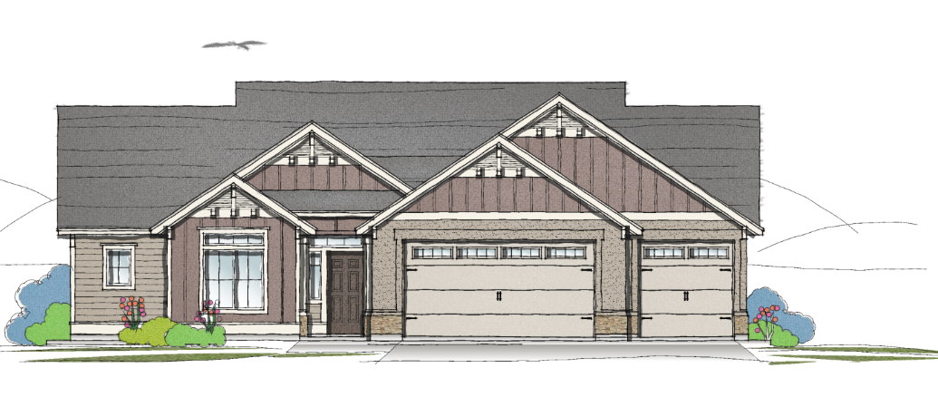 Introducing The Monterey In Legacy Cbh Homes Blog