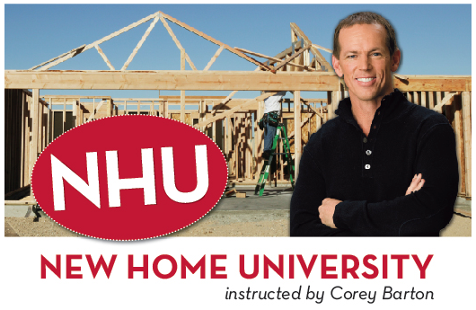 Join Corey Barton For New Home University Next Week Cbh
