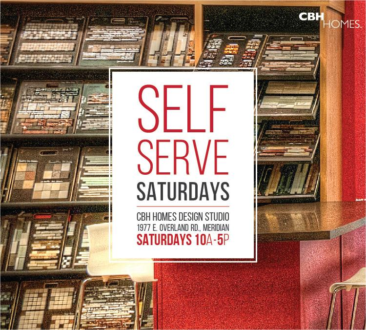 Welcome to self serve saturday in the cbh design studio cbh homes blog - Cbh homes design studio ...