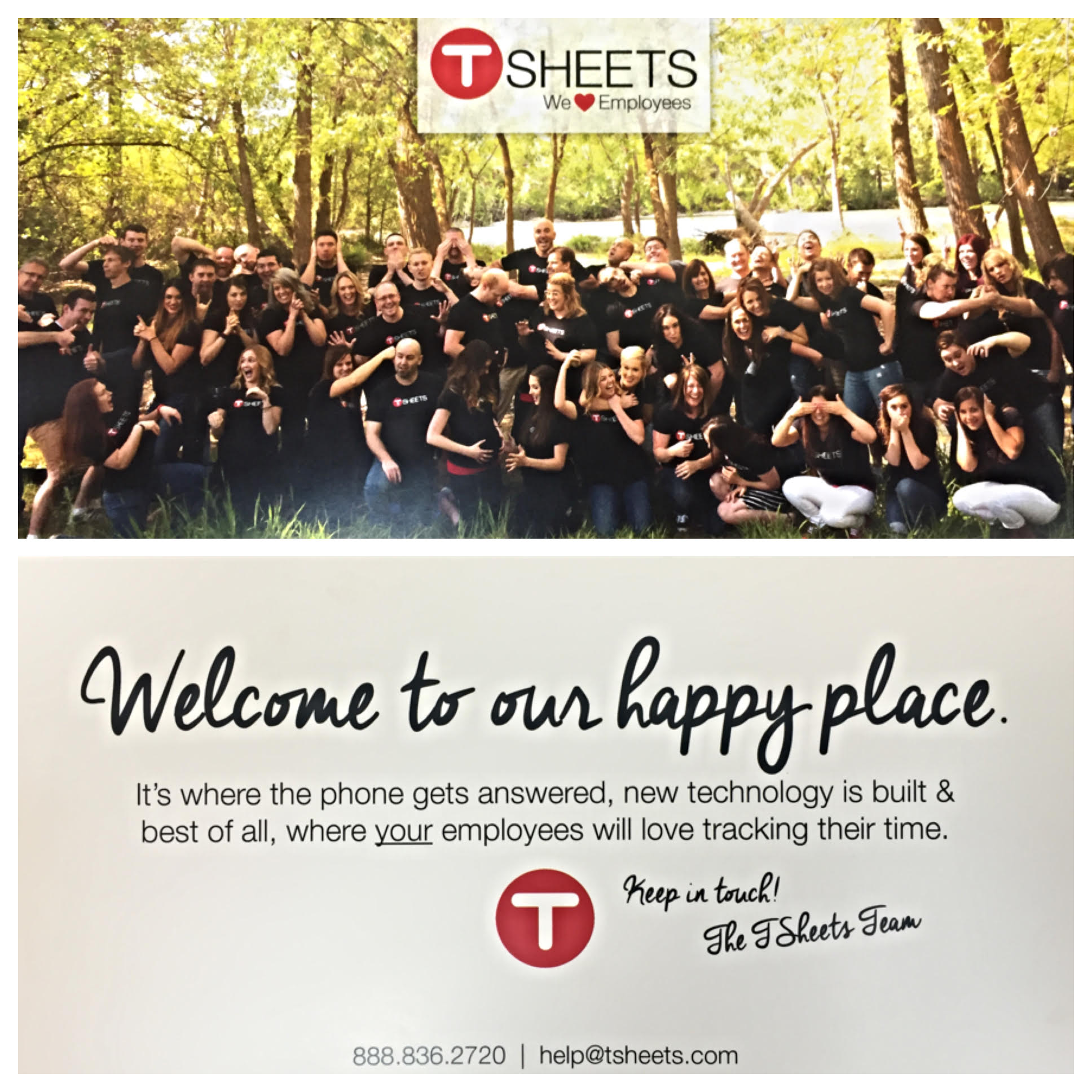TSheets = TRiffic - CBH Homes Blog