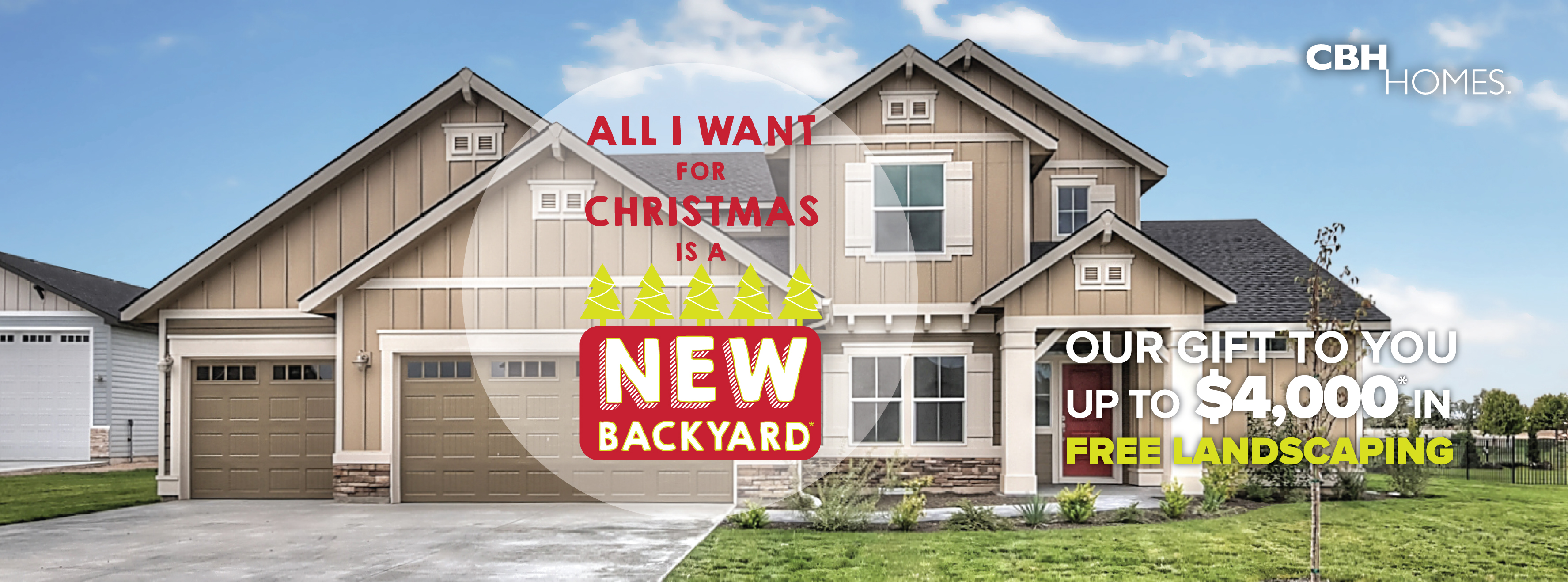 Our gift to you this holiday is a new backyard cbh homes blog - Cbh homes design studio ...