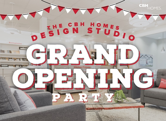 Cbh Homes Design Studio Grand Opening Cbh Homes Blog