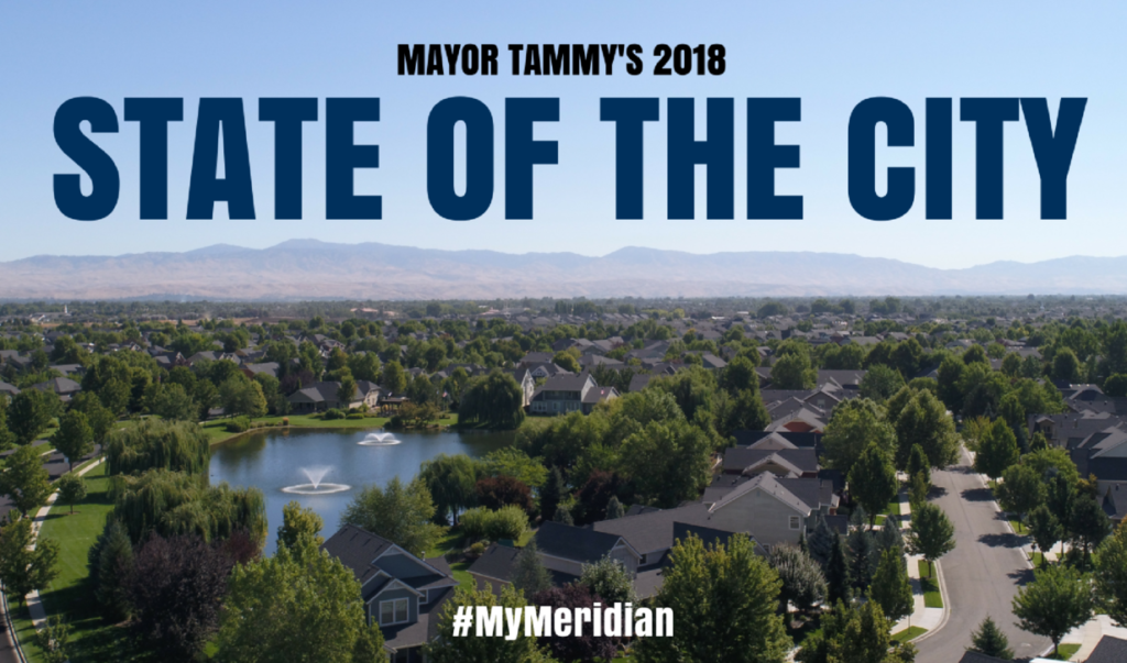 Meridian State of the City