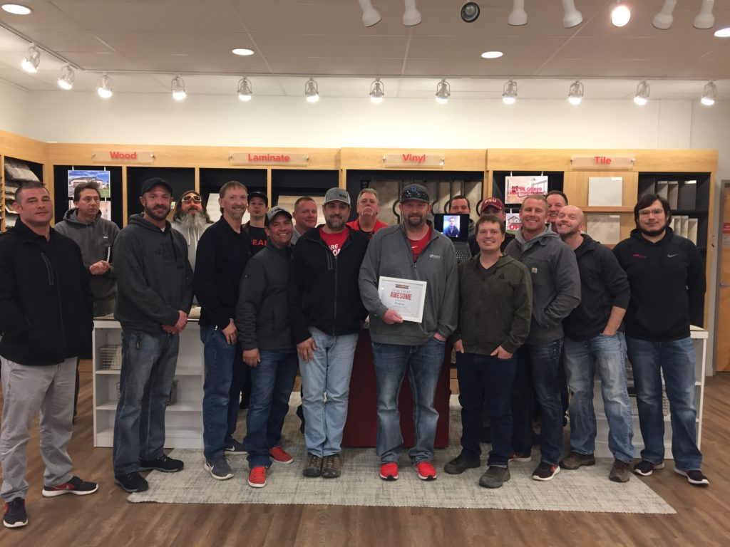 February Trade Partner of the Month