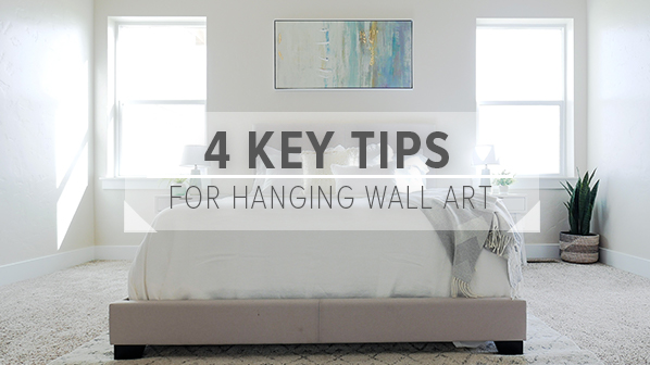 4 Quick Easy Tips To Hanging Wall Art A Bonus Cbh