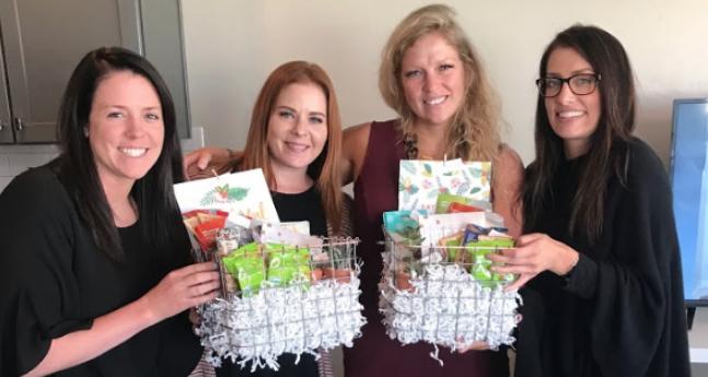 CBH Homes Team North Ada Celebrating Community Kindness Week