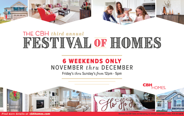 Cbh Homes Festival of Homes