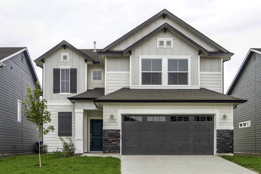 The Hermosa in Cedarfield - CBH Homes