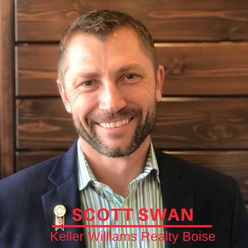 CBH Homes October MVR - Give it up to Scott Swan