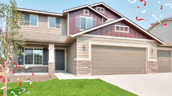 CBH Homes - Nampa, Idaho. 5 Days to Buy!