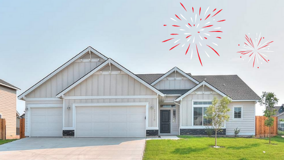 CBH Homes - Kuna, Idaho. 5 Days to Buy!