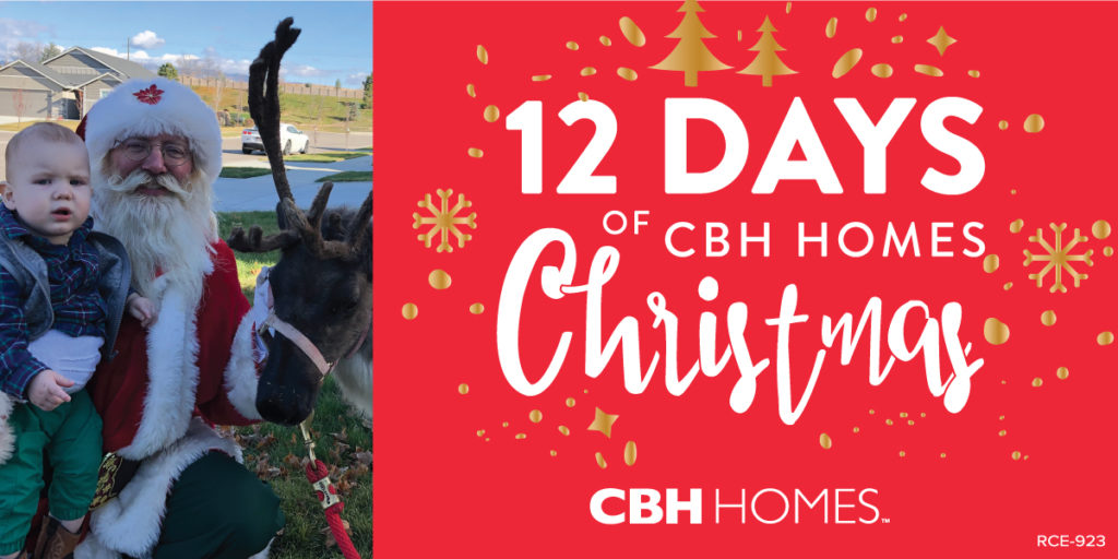 12 Days of Christmas - CBH Homes - Day Two
