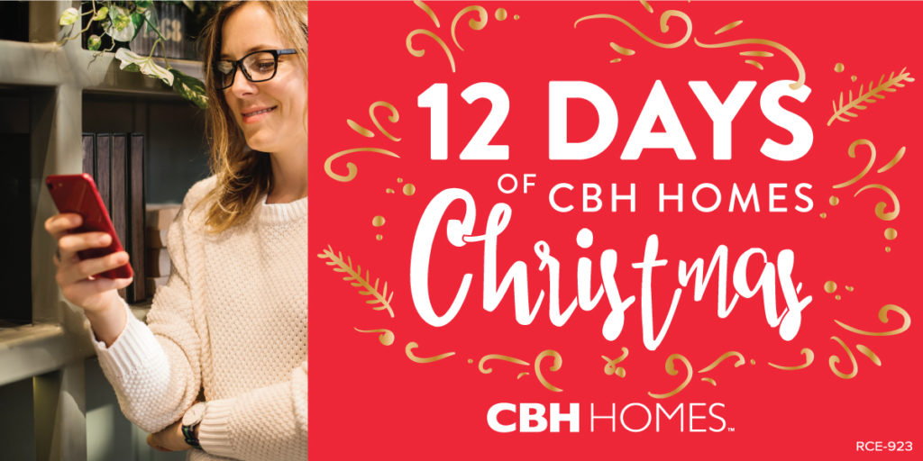 12 Days of Christmas - CBH Homes - Day Three