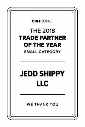 Jedd Shippy - Trade Partners of the Year 2018