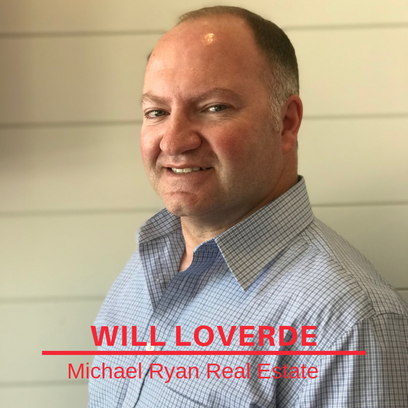 Will Loverde - CBH Homes 2019 April Most Valuable Realtor