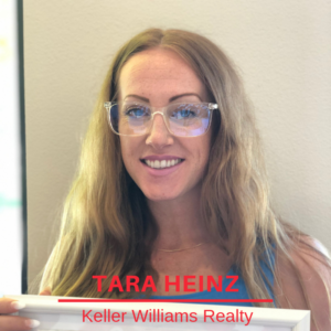 Tara Heinz_ CBH Homes 2019 June Most Valuable Realtor