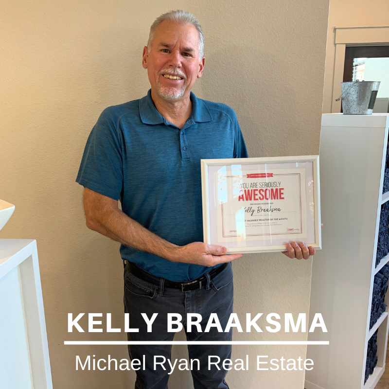 CBH Homes 2019 September Most Valuable Realtor