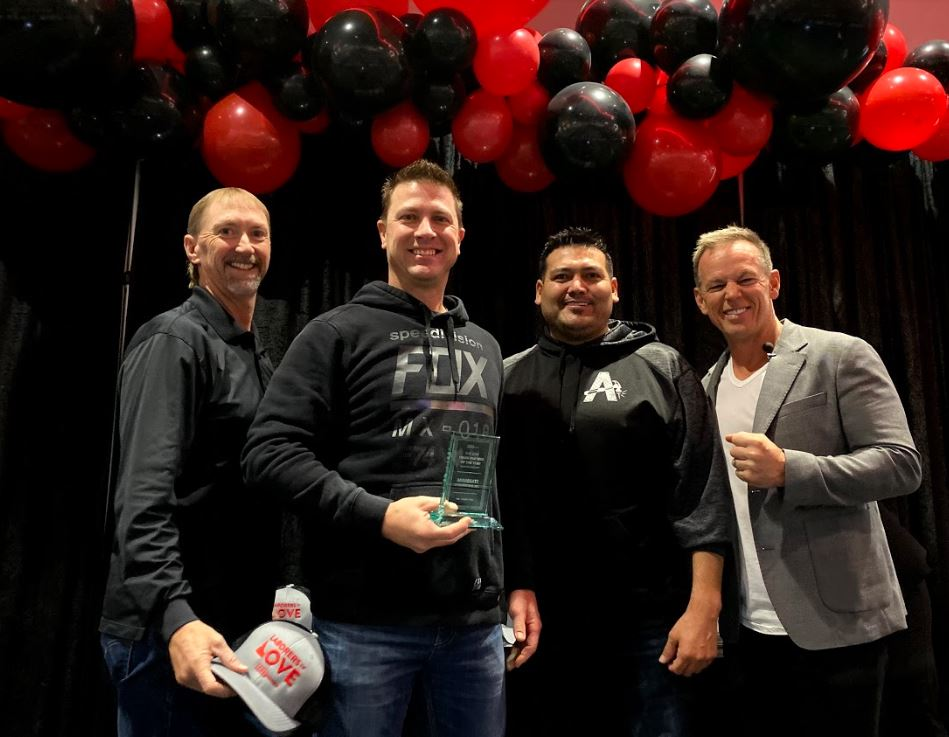 CBH Homes_Trade Partner of the Year_Aggregate Construction_2010_New Homes_ Boise New Homes_New Home Construction_2019 Trade Partners of the Year