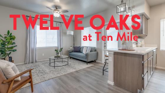 12 Oaks at Ten Mile - CBH Homes - New Homes Boise
